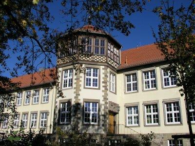Pestalozzi-Schule Schweinfurt Bild von außen
